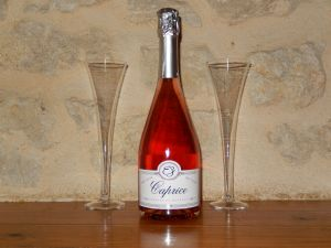 CREMANT DE BORDEAUX - ROSE BRUT